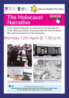 The Holocaust Narrative for Post Primary Schools